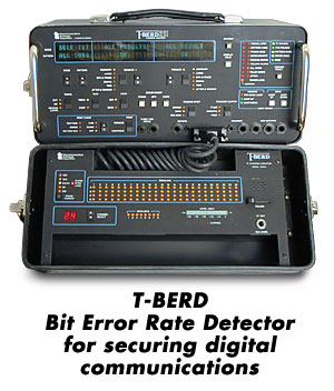 TBERD Analyzer